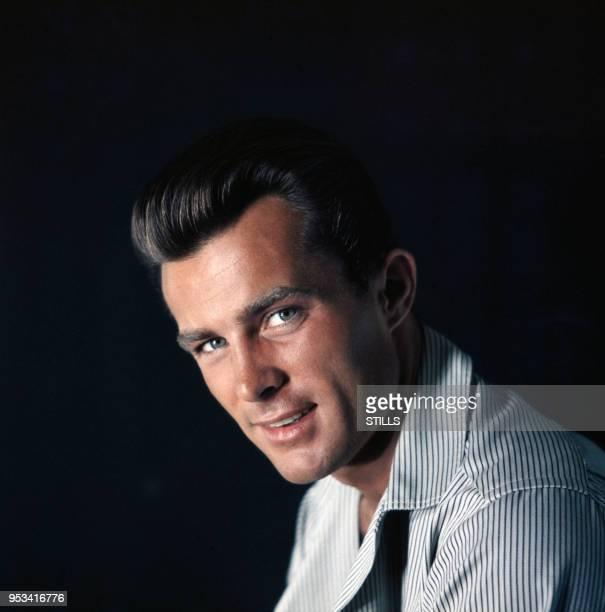 Portrait de l'acteur américain Robert Conrad dans les années 60 Circa 1960