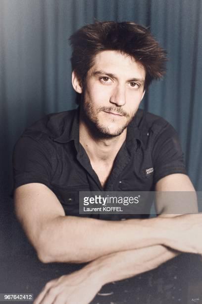 Portrait de l'acteur canadien JeanSebastien Courchesne le 22 mai 2013 pendant le 66eme Festival du Film Annuel de Cannes au Palais des des Festivals...