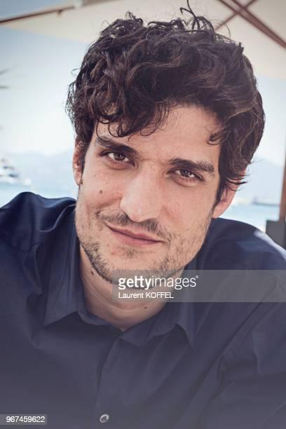 Portrait de l'acteur et réalisateur français Louis Garrel lors du 68eme Festival du Film au Palais des Festivals le 18 mai 2015 Cannes France