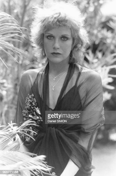 Portrait de l'actrice américaine Season Hubley à Cannes en France le 19 mai 1979