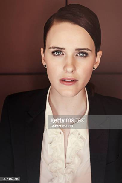 Portrait de l'actrice Rachel Brosnahan lors du 68eme Festival du Film au Palais des Festivals le 18 mai 2015 Cannes France