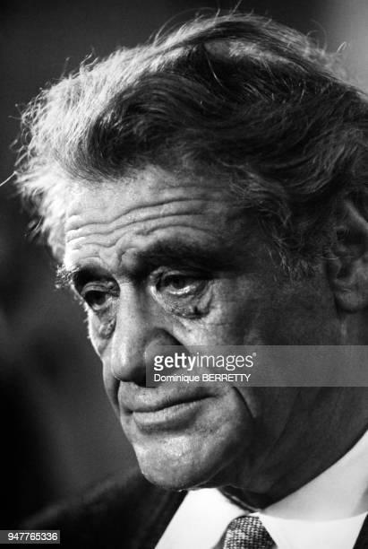 Portrait de l'écrivain français Joseph Kessel