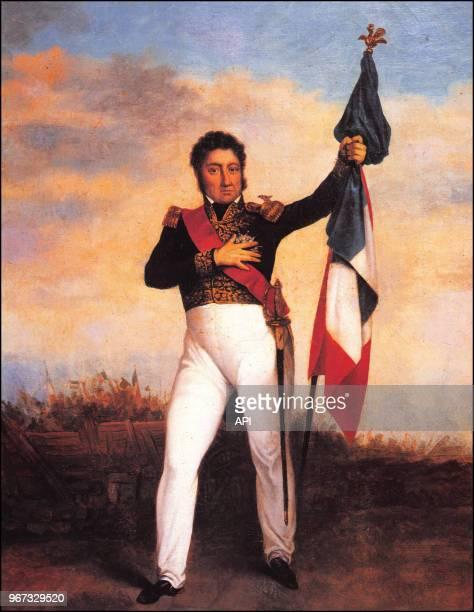 Portrait de LouisPhilippe Ier le 31 juillet 1830 au début de la monarchie de Juillet France
