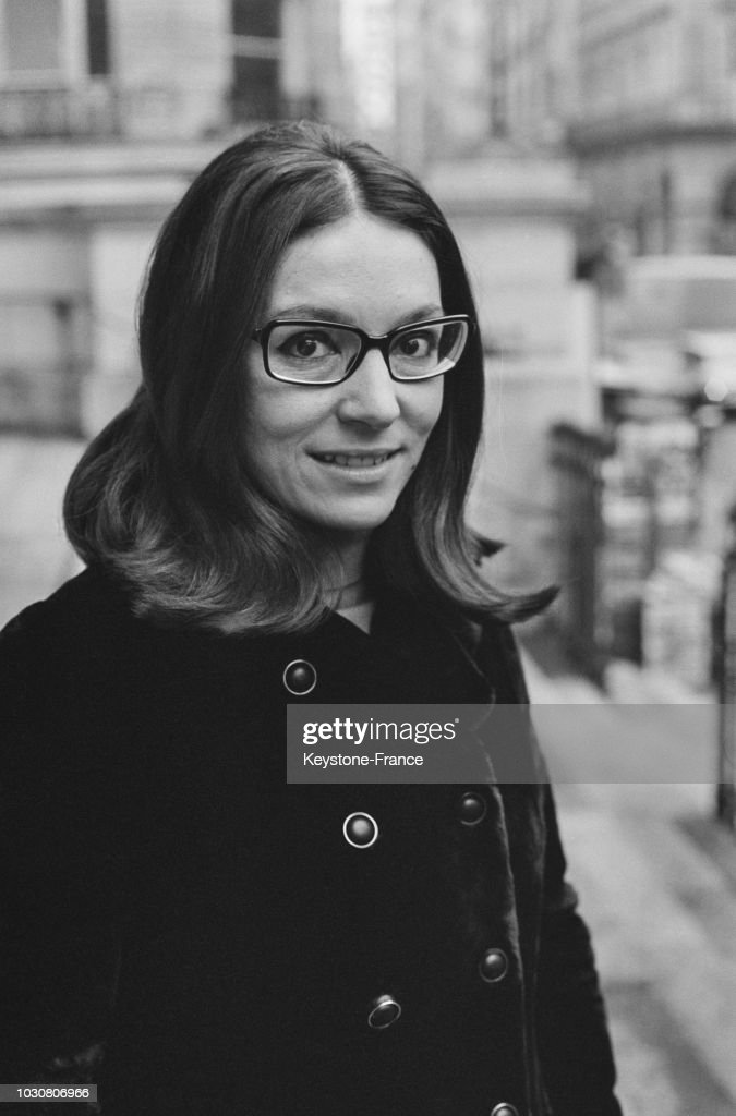 Portrait de Nana Mouskouri : Photo d'actualité