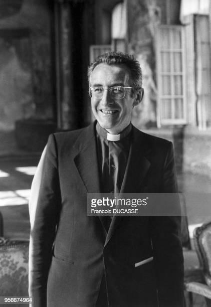 Portrait de Pierre Eyt, le 15 juillet 1981 à Toulouse, en Haute-Garonne, France.