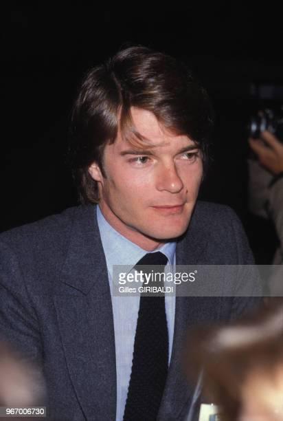 Portrait de Robertino Rossellini le 19 avril 1981 à Monaco.