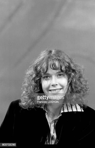 Portrait de Sylvia Kristel en septembre 1976 à Paris France