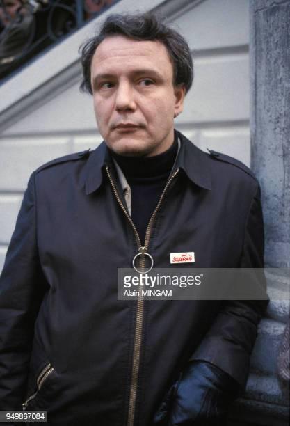 Portrait de Vladimir Boukovski écrivain et dissident soviétique circa 1970