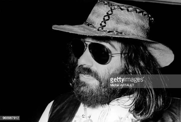 Portrait du musicien et chanteur grec Demis Roussos le 26 juin 1973 à Paris France