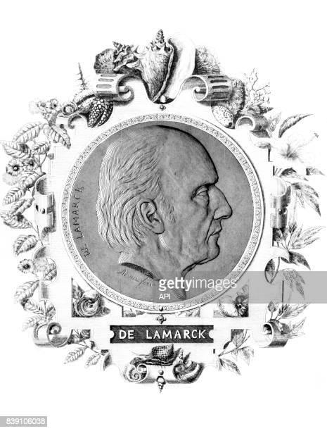Portrait du naturaliste français JeanBaptiste de Lamarck