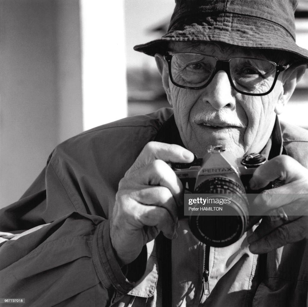 Portrait de Willy Ronis : Nieuwsfoto's