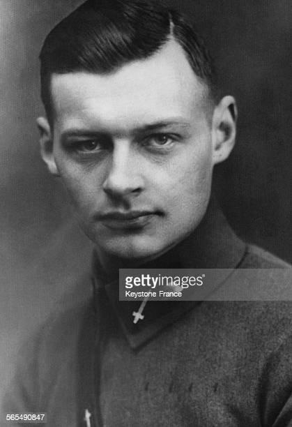 Portrait du prince Guillaume de Prusse en Allemagne le 20 avril 1933