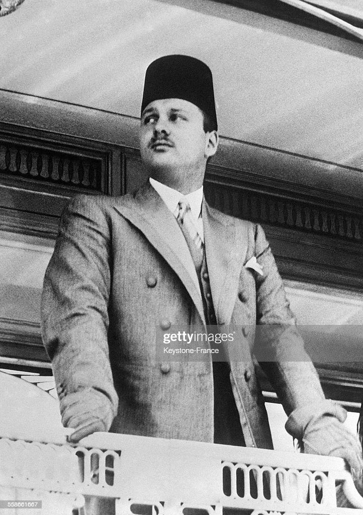 Le Roi Farouk : News Photo