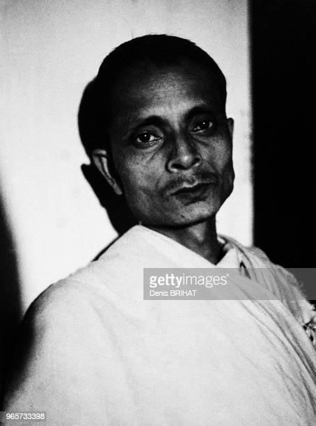Portrait d'un homme Inde