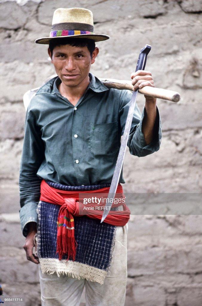 Portrait D Un Paysan A Joyabaj Guatemala News Photo Getty Images
