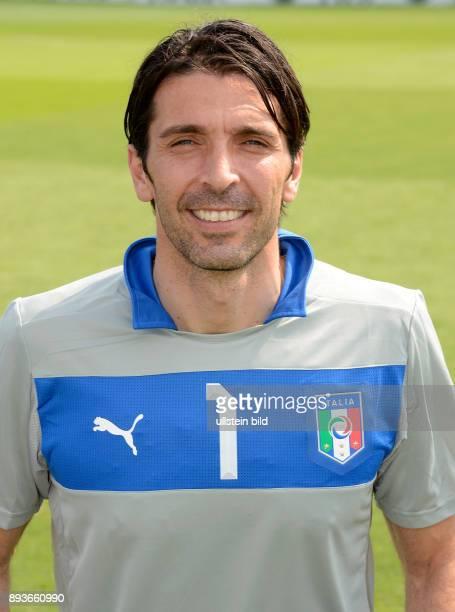 FUSSBALL Portrait Gianluigi Buffon