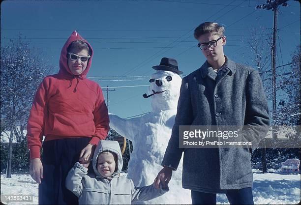 Portrait if family
