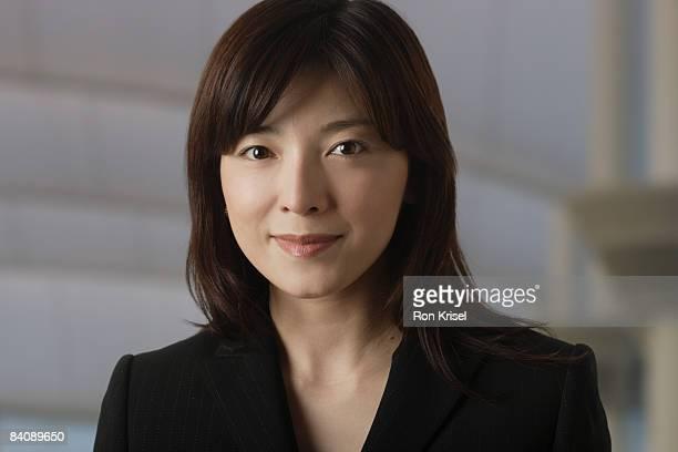 Portrait: Japanese Businesswoman, 31