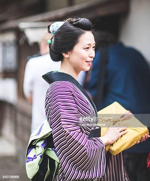 Portrait Japanese Women