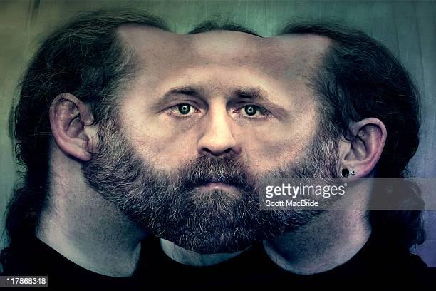 portrait man - scott macbride stock pictures, royalty-free photos & images