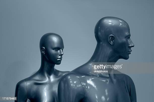 Mannequin portraits