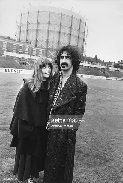 A Portrait Musician Frank and his wife Gail Zappa September 15th 1972