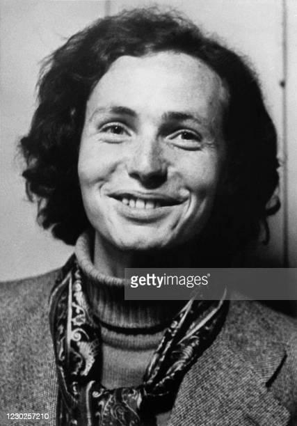 Portrait non daté de Michel Laurent, reporter photographe de l'agence Gamma, tué le 28 avril 1975 à la sortie du village de Ho Nai , lors...