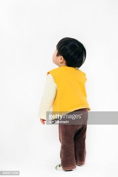 portrait o Japanese boy