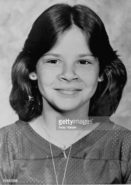 Portrait of 12 yr-old Kimberly Leach who was a victim of serial killer Ted Bundy.