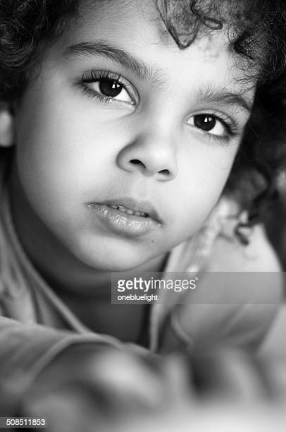 people: portrait of 4 years old child looking tired - 4 5 years stock pictures, royalty-free photos & images