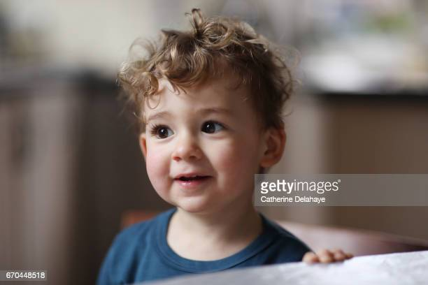 portrait of a 2 years old boy - 2 3 years stock pictures, royalty-free photos & images