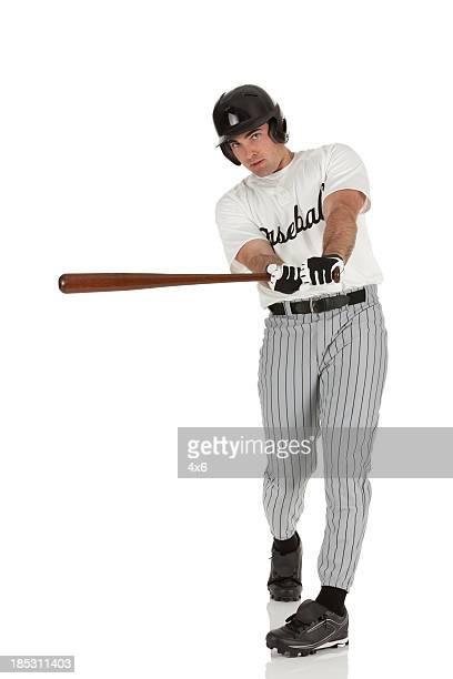 野球選手のポートレート - バッティング ストックフォトと画像