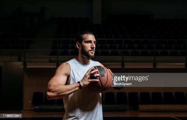 single basketball players