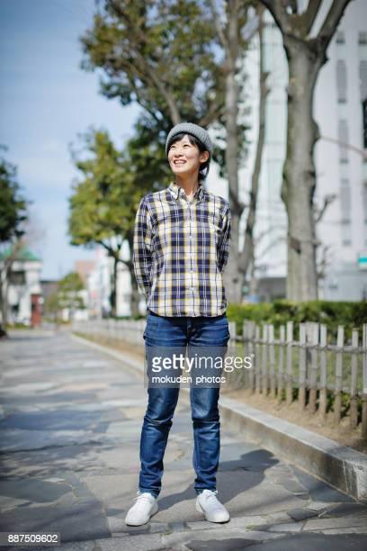 美しい日本女性の肖像画