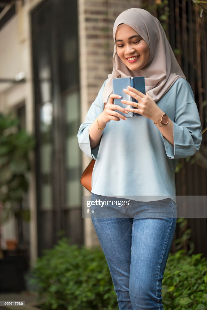 Porträt von einem schönen malaysische Mädchen : Stock-Foto