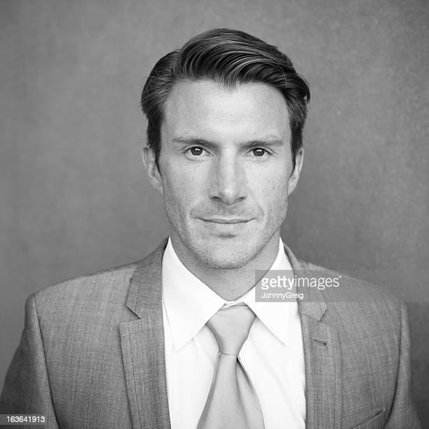 Porträt von business professional