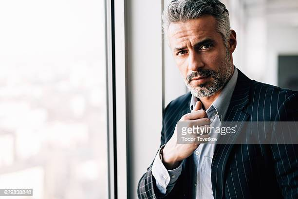 portrait of a businessman - beautiful people stock pictures, royalty-free photos & images