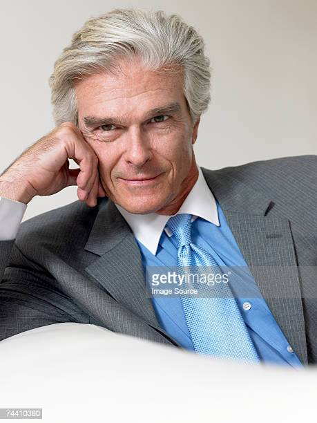 portrait of a businessman - smug stock photos and pictures