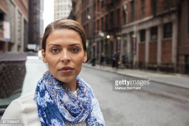 portrait of a businesswoman - hazel eyes stock pictures, royalty-free photos & images