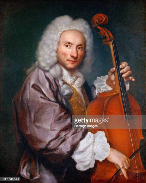Portrait of a Cellist Found in the Collection of Art History Museum Vienne