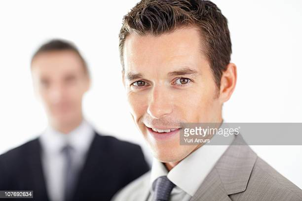 portrait of a confident businessman - number of people stock photos and pictures