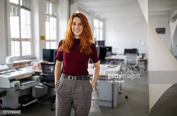 portrait of a confident businesswoman - business casual stock pictures, royalty-free photos & images