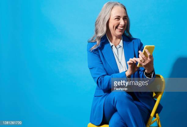 portrait of a confident, successful, happy mature woman - one person stock pictures, royalty-free photos & images