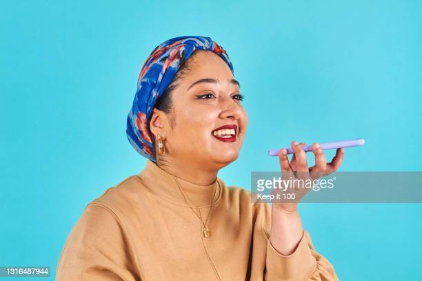 a portrait of a confident, successful woman. - speech stock pictures, royalty-free photos & images