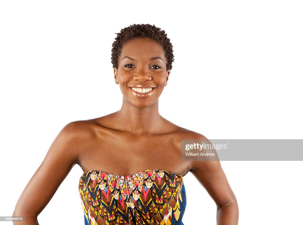 Portrait of a confident woman : Stock-Foto