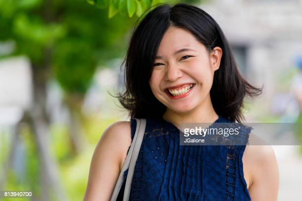 Portrait of a confident young asian woman