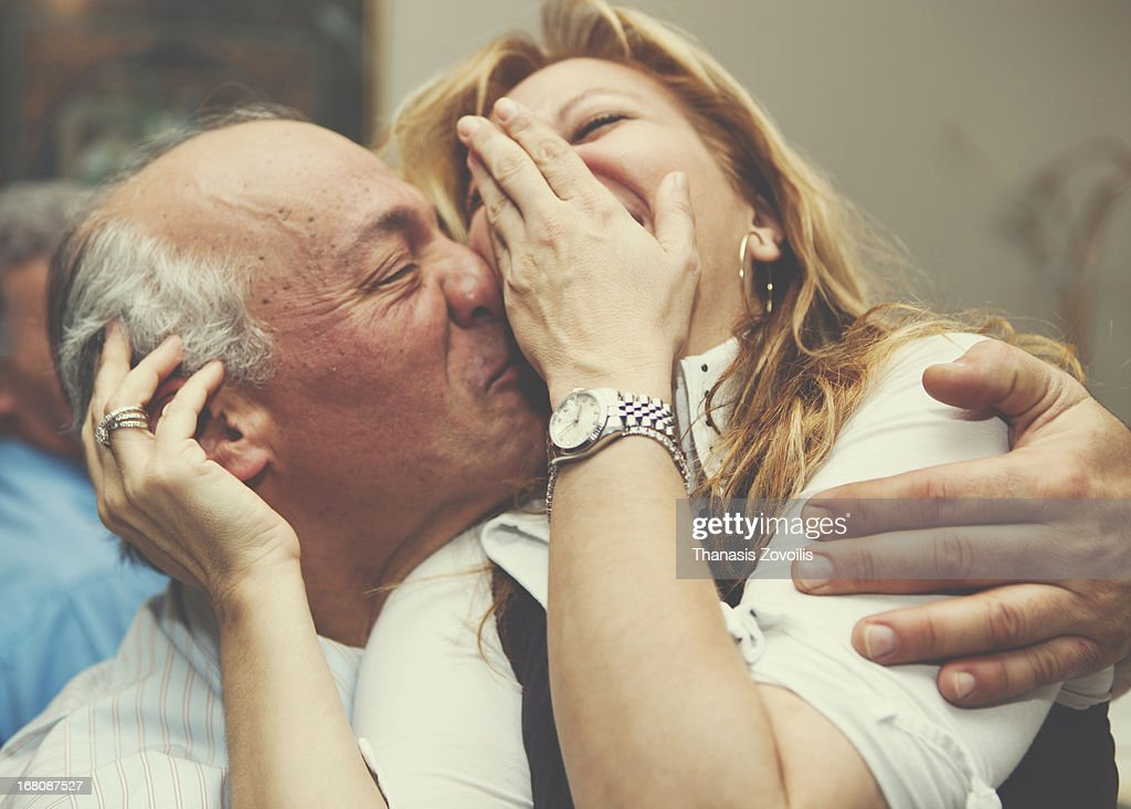 Portrait of a  couple : Stock Photo