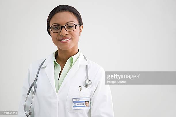 Retrato de médico
