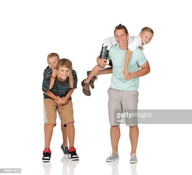 ポートレート、ご家族でのお楽しみ