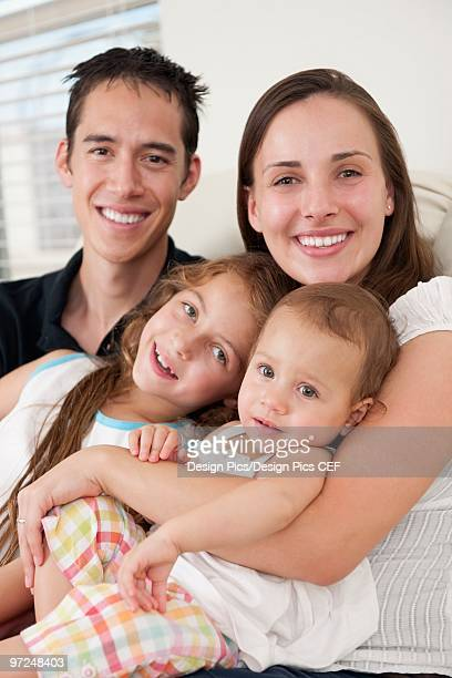 portrait of a family - cef stock pictures, royalty-free photos & images
